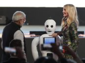 Meet the humanoid 'Mitra' which declared GES 2017 in Hyderabad