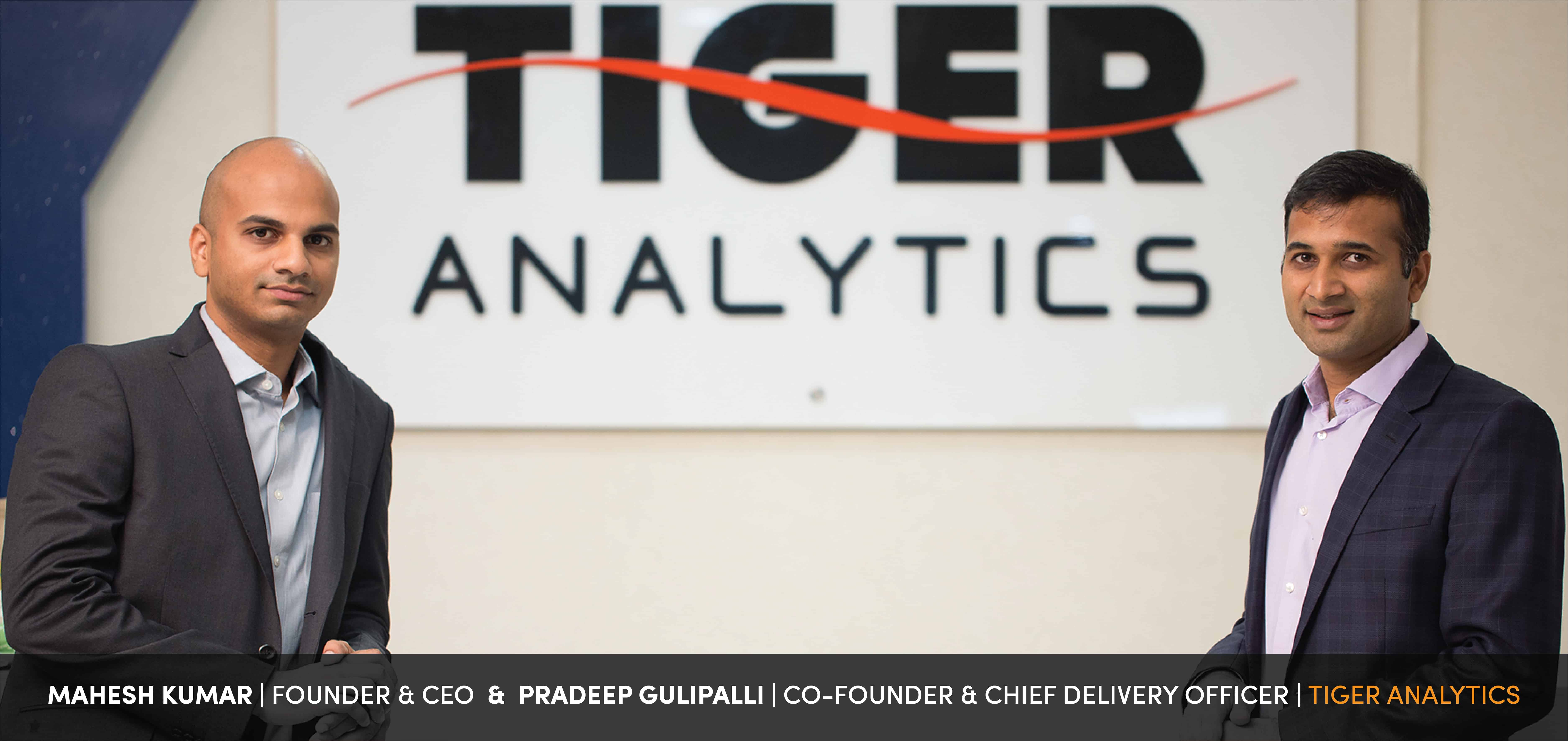 Tiger Analytics:Building Successful Enterprise with Advanced