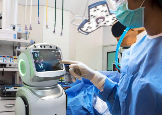 Top 7 Healthcare Robotics Companies