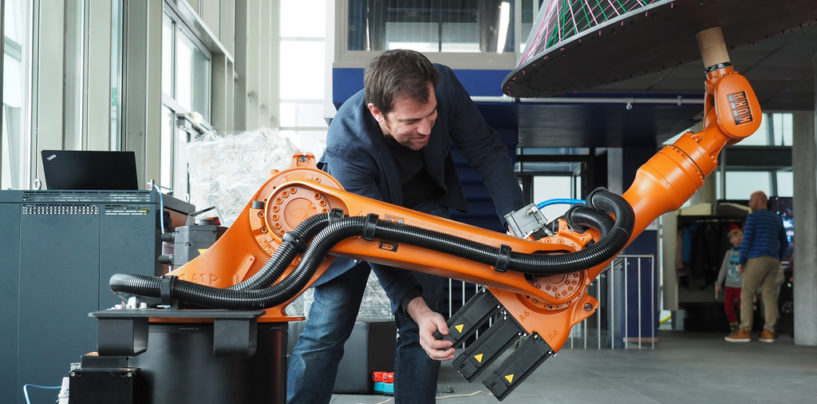 The Rise of Robotics Process Automation