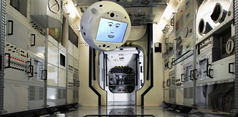 Airbus Develops First AI-Based Assistant System for Astronauts