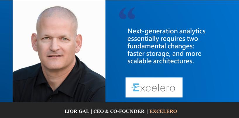 Excelero: Redefining Data Storage Infrastructure