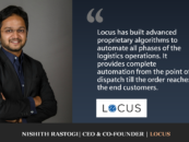Locus: Transforming Logistics With Artificial Intelligence