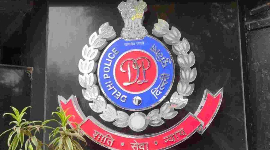 A representational image of Delhi police