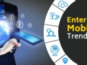 7 Trends That Are Influencing Enterprise Mobility Solutions