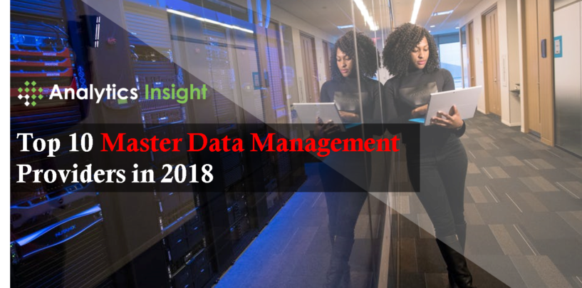 Top 10 Master Data Management Providers in 2018