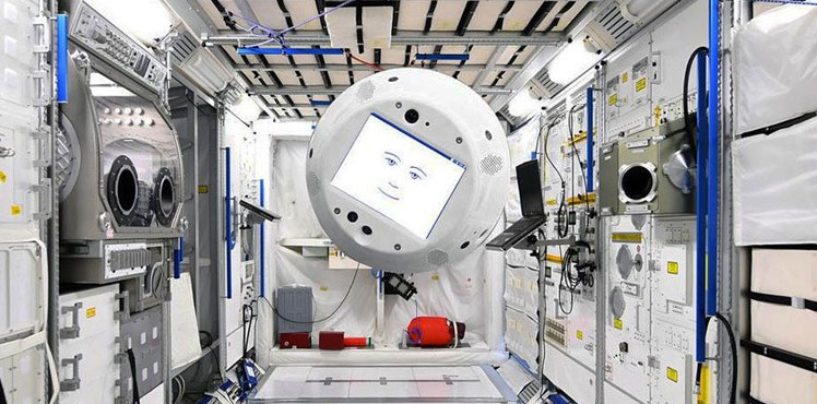 Say Hi to CIMON, the First AI-Powered Robot to Fly in Space