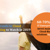 Top 4 Trends in Cloud Computing to Watch in 2019