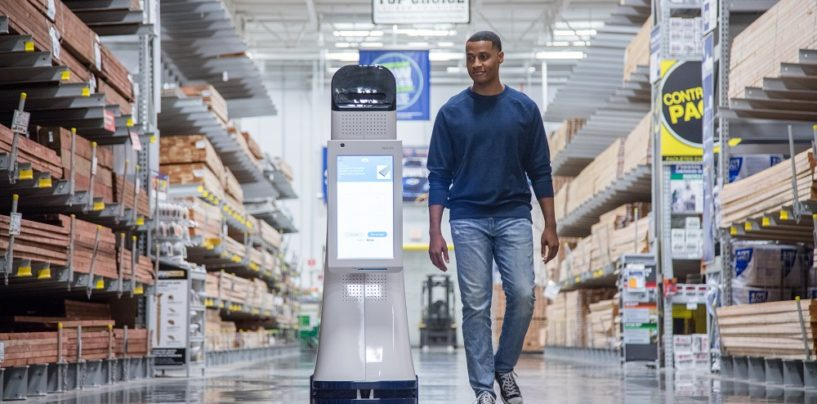 AI to bring human touch back to high street, says Blue Yonder