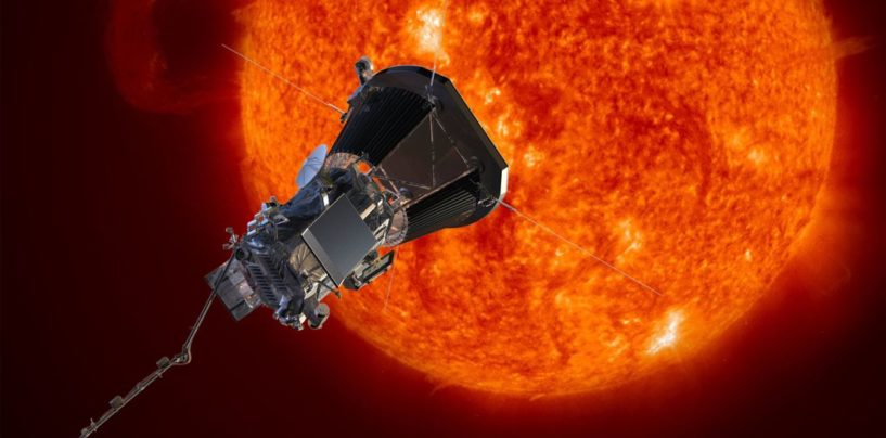 NASA Launches 'Parker Solar Probe', a Robotic Spacecraft to Unlock Sun's Mysteries