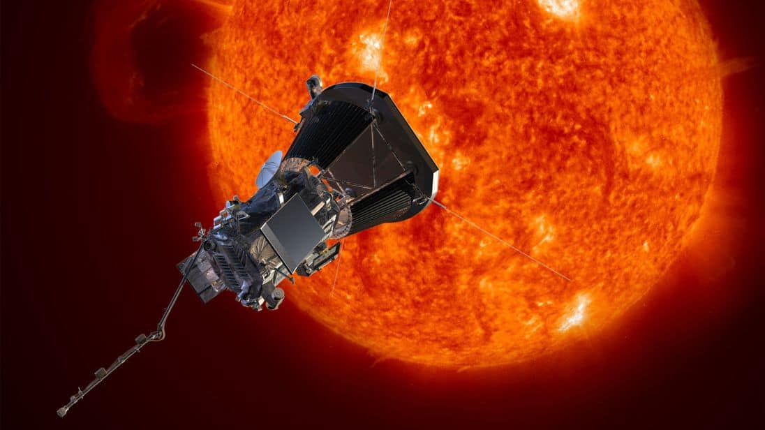 NASA Launches 'Parker Solar Probe', a Robotic Spacecraft to