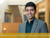 Interview with Karthik Kannan, Director of Business Information & Analytics Center at Purdue's Krannert School of Management
