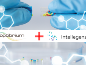 Optibrium Partners with Intellegens to Apply Novel Deep Learning Methods to Drug Discovery