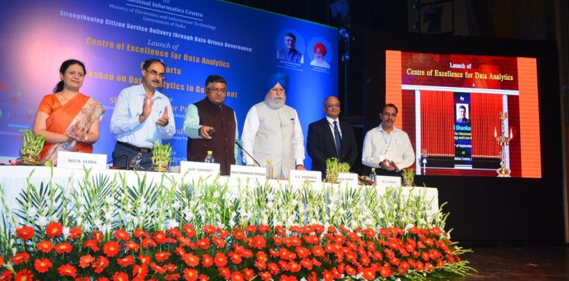 Indian Government Launches Centre of Excellence for Data Analytics to Unlock the Hidden Potential of Data