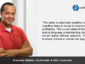 Cortical.io : A Pioneering Natural Language Understanding Platform Processing Intelligent Text