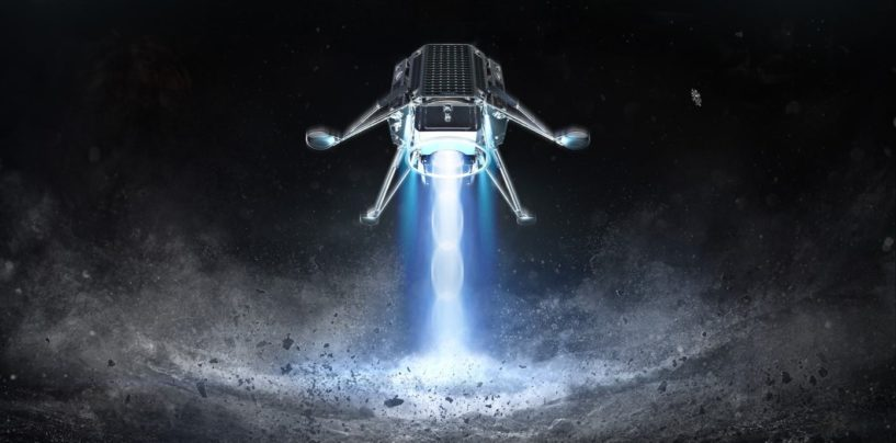 Lunar Robotics Company ispace to Launch two Moon Missions in 2020 and 2021