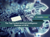 The Top Funded Artificial Intelligence Startups of 2018