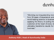 Exclusive Interview with Anthony Kilili, Head of dunnhumby India