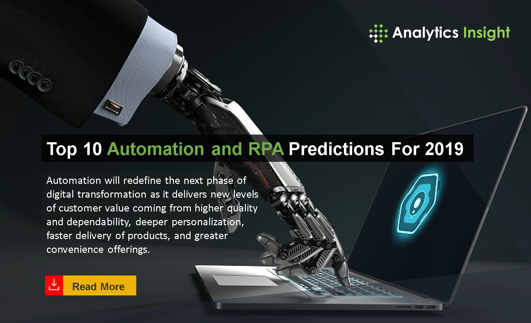 RPA predictions for 2019