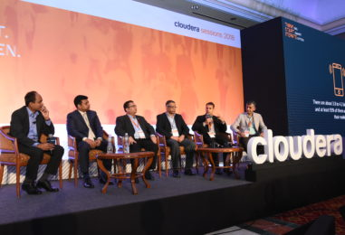 Cloudera brings together industry professionals to discuss New Data Age