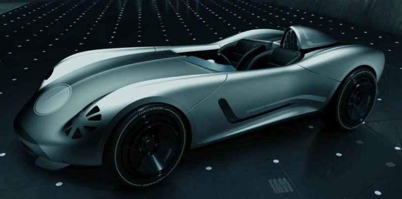 Hackrod Uses Lightworks' Visualization Technology to Design its Concept Speedster