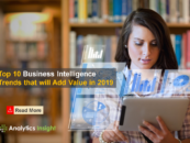 Top 10 Business Intelligence Trends that will Add Value in 2019