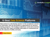 10 Best Data Science Platforms