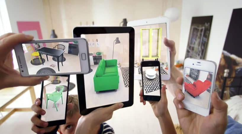 - Augmented reality - How Cutting-Edge Technology Could Revolutionize the Real Estate Market