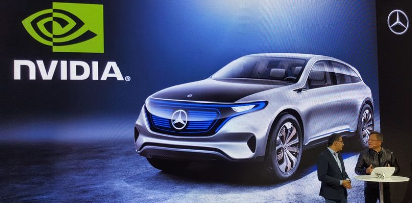 CES 2019: Artificial Intelligence Binds Mercedes and Nvidia in Sync for Innovative Future