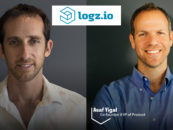 Logz.io: An AI-Driven Machine Data Analytics Platform for Complex Applications