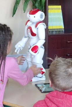 Robots as Learning Facilitators in Classrooms