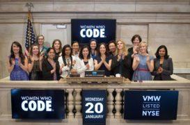 Women Who Code & VMware Partner to Retrain 15,000 Women for Technical Jobs in India