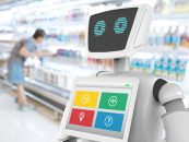 When Robots change the Retail Industry, leveraging robots in the age of Amazon and Walmart