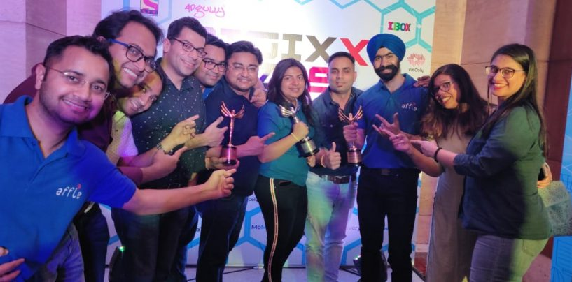 Affle shines at Digixx'19 Awards