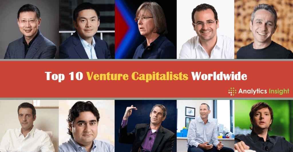 Top 10 Venture Capitalists
