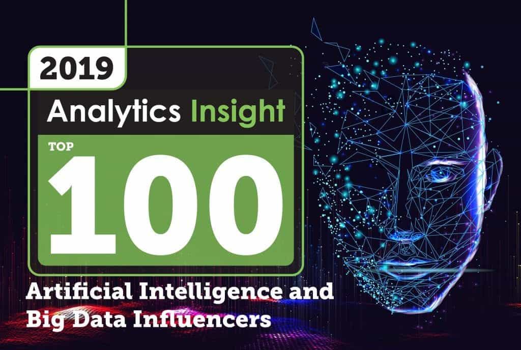 Top 100 Artificial Intelligence and Big Data Influencers