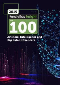 Top 100 Artificial Intelligence and Big Data Influencers in 2019