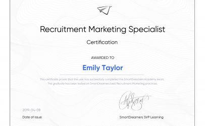 SmartDreamers Launches SmartDreamers Academy, a Free Educational Tool for Recruiters Interested in RMA