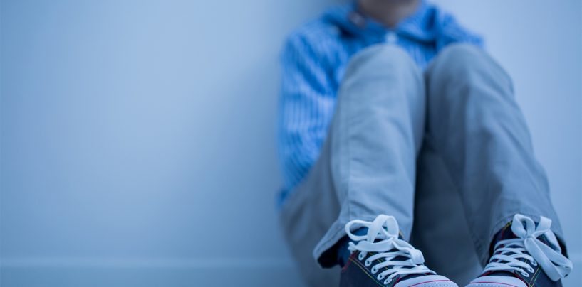 Is Your Child Depressed? Let Artificial Intelligence Find It Out