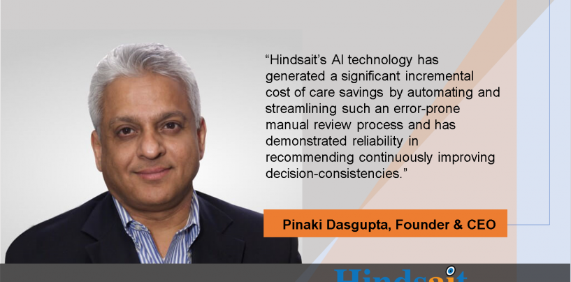 Exclusive Interview with Pinaki Dasgupta, Founder and CEO of Hindsait