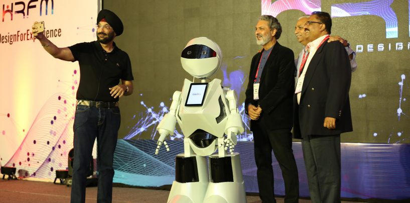Tech Mahindra Introduces K2, Artificially Intelligent Human Resource Humanoid