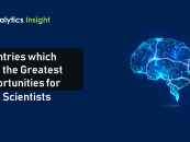 Countries which Hold the Greatest Opportunities for Data Scientists