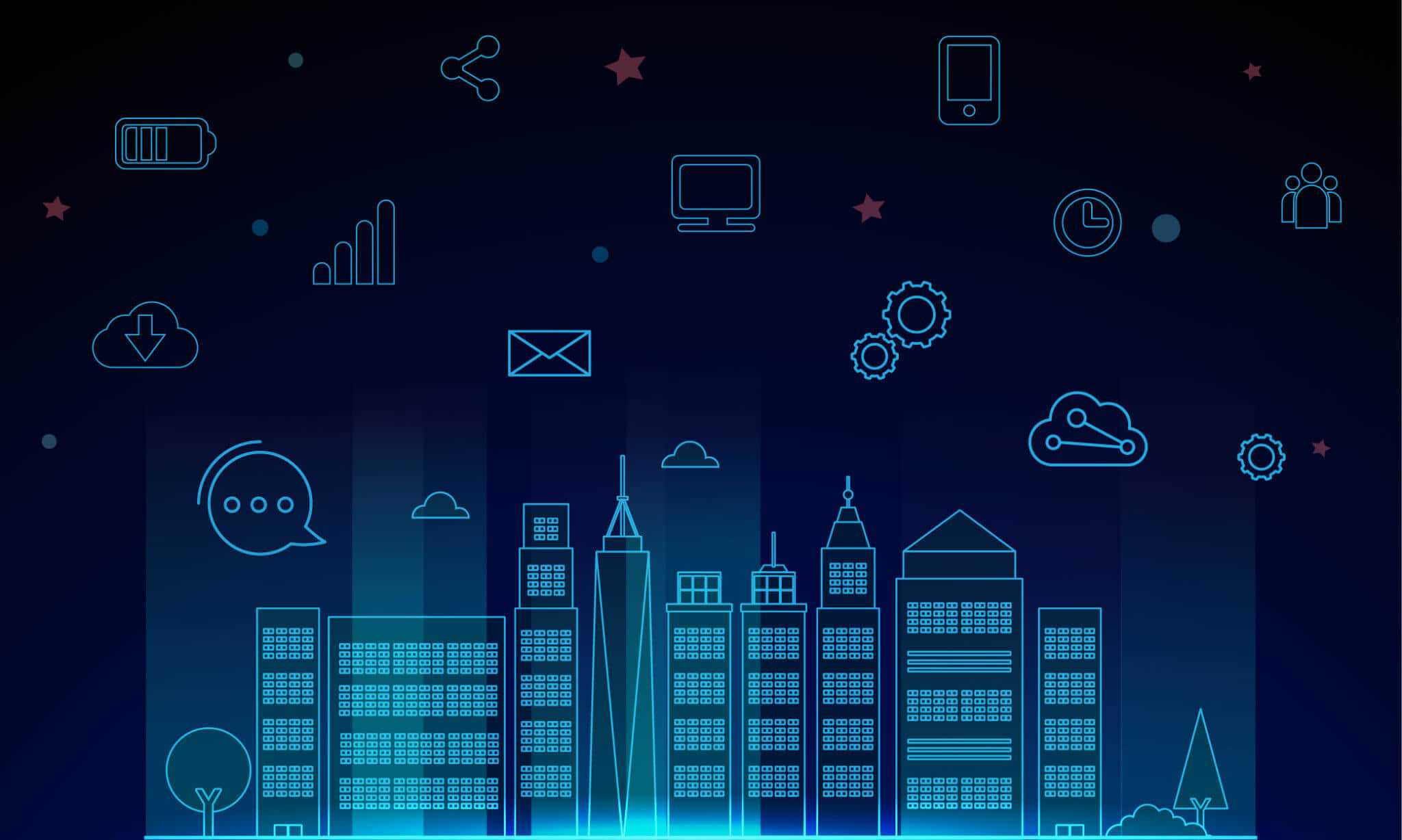 Technology Management Image: Digital Transformation 2019 And Beyond