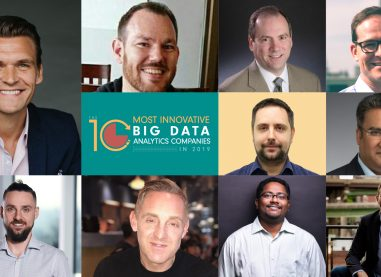 The 10 Most Innovative Big Data Analytics Companies in 2019