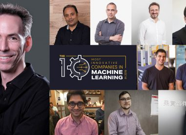 The 10 Most Innovative Companies in Machine Learning in 2019