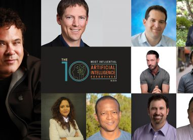The 10 Most Influential Artificial Intelligence Executives in 2019