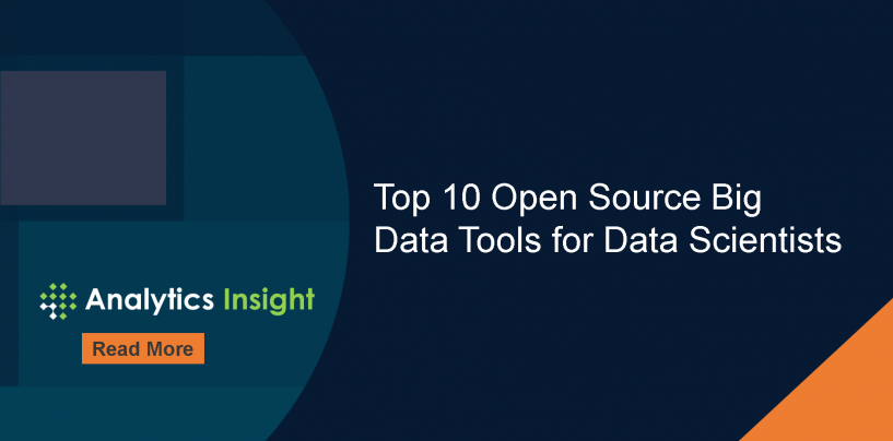 Top 10 Open Source Big Data Tools for Data Scientists