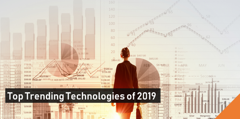 Top Trending Technologies of 2019