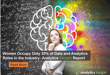 Women Occupy Only 30% of Data and Analytics Roles in the Industry: Analytics Insight Report