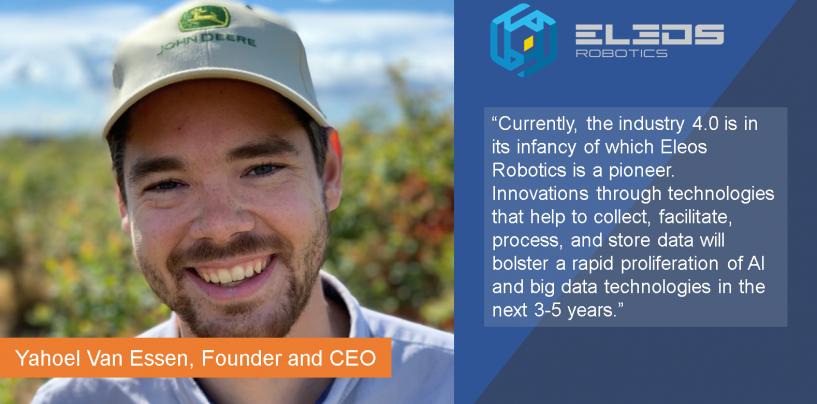 Interview with Yahoel Van Essen, Founder and CEO of Eleos Robotics